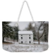 Wintertime In Valley Forge Weekender Tote Bag by Bill Cannon