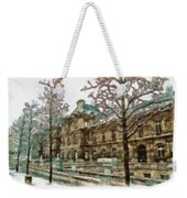 Wintertime Sadness Weekender Tote Bag