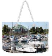 Winthrop Harbor Weekender Tote Bag