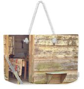 Wipe Your Feet Weekender Tote Bag