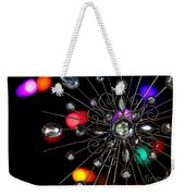 Wire And Glass Ornament Weekender Tote Bag
