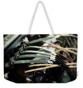 Wired For Sound Weekender Tote Bag