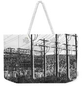 Wired Palm Springs Weekender Tote Bag