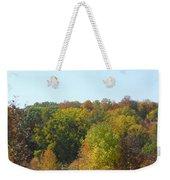 Wisconsin Colors Weekender Tote Bag