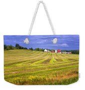 Wisconsin Dawn Weekender Tote Bag by Joan Carroll