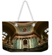 Wisconsin State Capital Building 1  Weekender Tote Bag