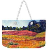 Wisconsin Summer Weekender Tote Bag