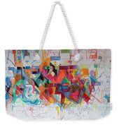 Wisdom To The Wise Weekender Tote Bag