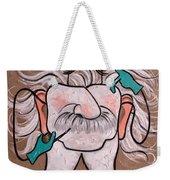 Wisdom Tooth 2 Weekender Tote Bag
