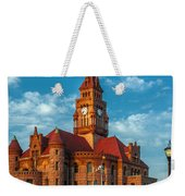 Wise County Courthouse Weekender Tote Bag