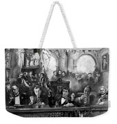Wise Guys Weekender Tote Bag