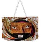 Wish List Pop Art Weekender Tote Bag