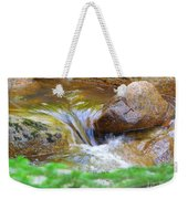 Wishing Waterfall Weekender Tote Bag
