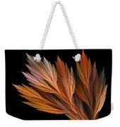 Wispy Tones Of Autumn Weekender Tote Bag