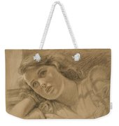 Wistful - Drawing Weekender Tote Bag