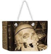 Witches Bookshelf Weekender Tote Bag