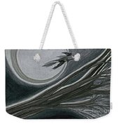 Witches' Branch Grey By Jrr Weekender Tote Bag