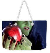 Witch's Apple Weekender Tote Bag