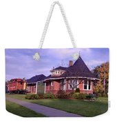 Witch's Hat Railroad Depot Weekender Tote Bag