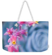 with affection - Echeveria glauca Weekender Tote Bag