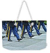 With Honor Weekender Tote Bag