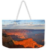 With The Morning Sun On My Back Weekender Tote Bag