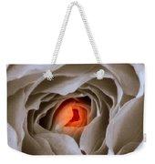 Within A Rose Weekender Tote Bag