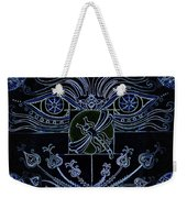 Within The Darkness Weekender Tote Bag