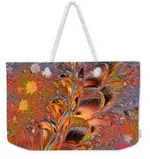 Within The Glass Weekender Tote Bag