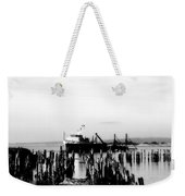 With'in The Harbor Weekender Tote Bag
