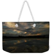 Within The Moment Of A Moment Weekender Tote Bag