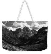 Within The North Fork Of Cascade Canyon Weekender Tote Bag