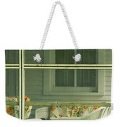 Within The Screened Porch Weekender Tote Bag