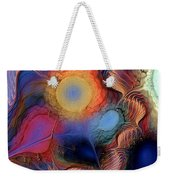 Within You And Without You Weekender Tote Bag