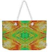 Within You Without You Mosaic Weekender Tote Bag