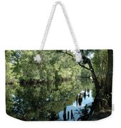 Withlacoochee River Reflections Weekender Tote Bag