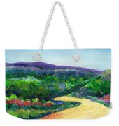 Without A Care Weekender Tote Bag