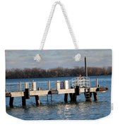 Without Fear Weekender Tote Bag