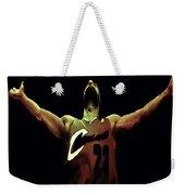 Witness Weekender Tote Bag by Brian Reaves