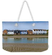 Wivenhoe Waterfront Weekender Tote Bag by Gary Eason