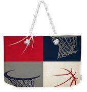 Wizards Ball And Hoop Weekender Tote Bag