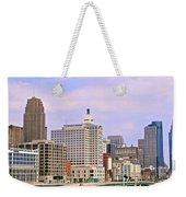 Wkrp In Cincinnati Weekender Tote Bag
