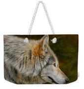 Wolf 4 Weekender Tote Bag