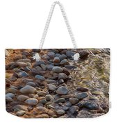 Wolf Creek Upstream Weekender Tote Bag by Omaste Witkowski