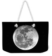 Wolf Moon Waning Weekender Tote Bag by Al Powell Photography USA