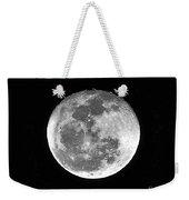 Wolf Moon Waning Weekender Tote Bag