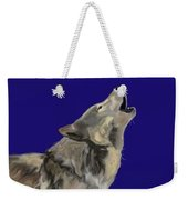 Wolf Song Weekender Tote Bag