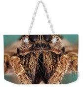 Wolf Spider 5x Weekender Tote Bag