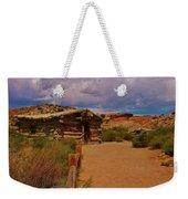 Wolfe Ranch Weekender Tote Bag