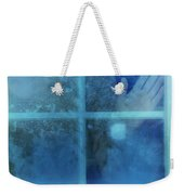 Woman At A Window Weekender Tote Bag